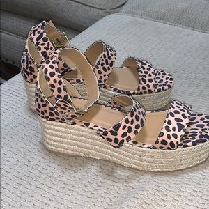 Size 9 Platform Sandals